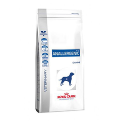 Корм для собак ROYAL CANIN Vet Diet Anallergenic AN18 при пищевой аллергии, рыба сух.