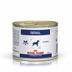 Корм для собак ROYAL CANIN Ренал, рыба конс.