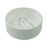 Миска для животных FOXIE Кот серая керамическая 12,5х4,5см