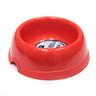 Миска для животных ХОРОШКА пластиковая красная