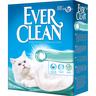 Наполнитель для кошачьего туалета EVER CLEAN Aqua Breeze комкующийся, аромат Морской бриз 6 литров