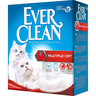Наполнитель для кошачьего туалета EVER CLEAN Multiple Cat комкующийся для нескольких кошек 10 литров