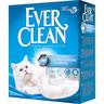 Наполнитель для кошачьего туалета EVER CLEAN Extra Strong Clumping Unscented без ароматизатора 6 литров