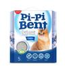 Наполнитель для кошачьего туалета PI-PI-BENT DeLuxe Clean Cotton