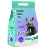 Наполнитель для кошачьего туалета PRO CAT Lavanda комкующийся из экстра белой глины
