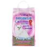Наполнитель для кошачьего туалета PUSSY CAT комкующийся