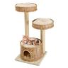 Спально-игровой комплекс для кошек FERPLAST AMIR 50х50х102,5см