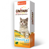 Паста UNITABS SterilCat Q10 для кастрированных котов и стерилизованных кошек,