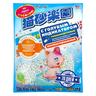 Наполнитель для кошачьего туалета JAPAN PREMIUM PET ультракомкующийся с голубым индикатором,