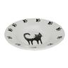 Миска для животных FOXIE Cat Plate белая керамическая 15,5х3см
