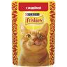 Корм для кошек FRISKIES индейка пауч