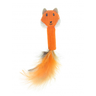 Игрушка для кошек CHOMPER Into the Woods Дразнилка Лиса с хвостом из пера