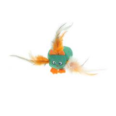 Игрушка для кошек CHOMPER Into the Woods Птичка с перьями