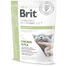 Корм для кошек BRIT VDC Diabetes беззерновая диета при диабете сух.