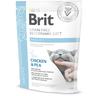 Корм для кошек BRIT VDC Obesity беззерновая диета при избыточном весе сух.