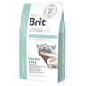Корм для кошек BRIT VDC Struvite беззерновая диета при струвитном типе МКБ сух.