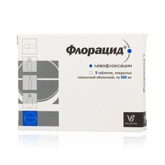 Флорацид - фото упаковки