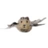 Игрушка для кошек CHOMPER Arctic Dream Медвежонок с перьями