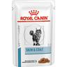 Корм для кошек ROYAL CANIN Vet Skin & Coat пауч