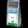 Корм для собак FARMINA Vet Life Natural Diet при заболеваниях почек сух.