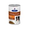 Корм для собак HILL'S Prescription Diet k/d при лечении заболеваний почек, рагу с курицей и добавлением овощей конс.