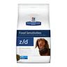 Корм для собак HILL'S Prescription Diet z/d Mini при пищевой аллергии сух.1,5кг
