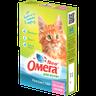 Витаминное лакомство для котят Омега Neo+ «Веселый малыш» с пребиотиком и таурином