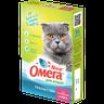 Витаминное лакомство для кошек Омега Neo+ с L-карнитином для кастрированных кошек