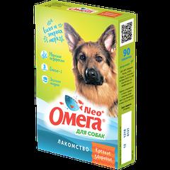 Витаминное лакомство для собак Омега Neo+ «Крепкое здоровье» с морскими водорослями