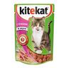 Корм для кошек KITEKAT ягненок в соусе