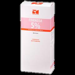 Глюкоза - фото упаковки