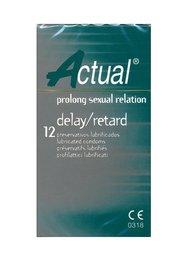 Актуал презервативы замедляющие