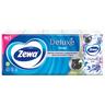 Платочки бумажные носовые Zewa Deluxe Design