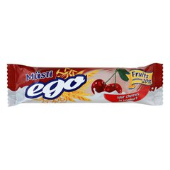 Ego батончик мюсли вишня в йогурте