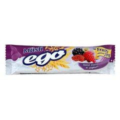 Ego батончик мюсли лесное ассорти в йогурте