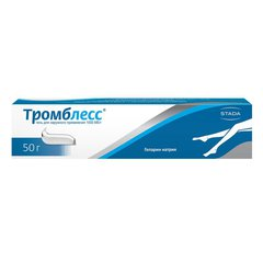 Тромблесс - фото упаковки