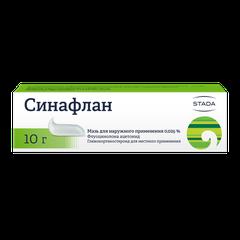 Синафлан Нижфарм - фото упаковки
