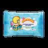Салфетки влажные для детей с антибактериальным эффектом серии Мое солнышко