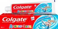 Colgate Доктор заяц Зубная паста