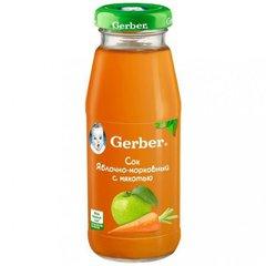 Gerber сок с мякотью