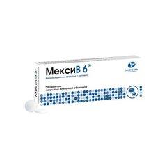 Мексив 6 - фото упаковки