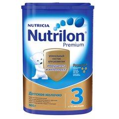 """""""Nutrilon 3"""" Premium с пребиотиками"""