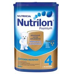 """""""Nutrilon 4"""" Premium с пребиотиками"""