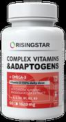 Complex vitamins&adaptogens risingstar