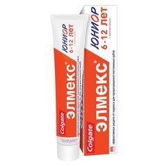 Elmex Junior зубная паста детская 6-12лет