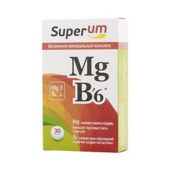 Суперум магний в6