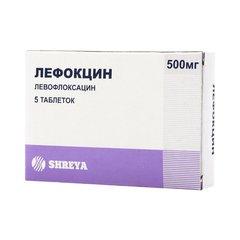 Лефокцин - фото упаковки