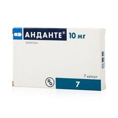 Анданте - фото упаковки
