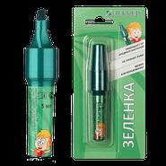 Зелёнка карандаш ЛЕККЕР - БЗ-3