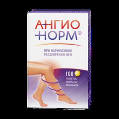 АнгиоНорм - фото упаковки